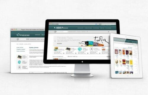 Web Instituto de Estudios Turolenses